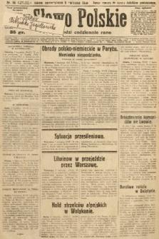 Słowo Polskie. 1929, nr96