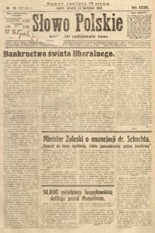 Słowo Polskie. 1929, nr111