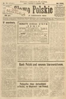 Słowo Polskie. 1929, nr113
