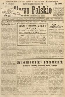 Słowo Polskie. 1929, nr116