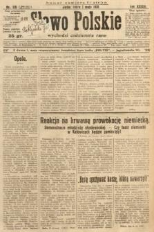 Słowo Polskie. 1929, nr119