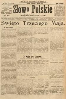 Słowo Polskie. 1929, nr121
