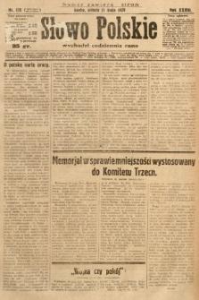Słowo Polskie. 1929, nr128