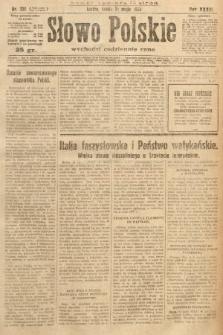 Słowo Polskie. 1929, nr132