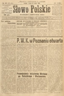 Słowo Polskie. 1929, nr134