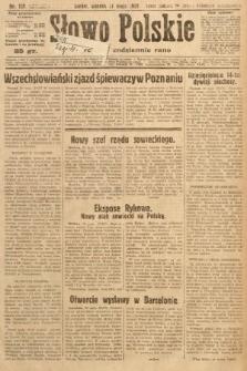 Słowo Polskie. 1929, nr137
