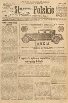 Słowo Polskie. 1929, nr145