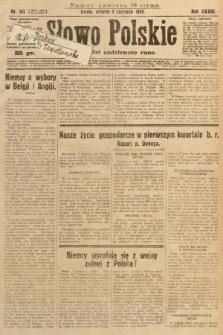 Słowo Polskie. 1929, nr151