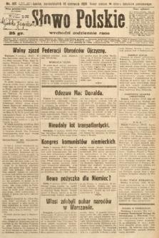 Słowo Polskie. 1929, nr157