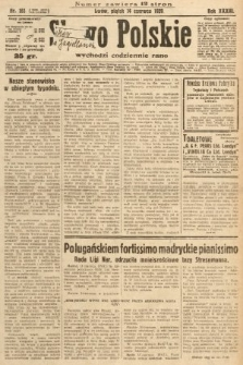 Słowo Polskie. 1929, nr161