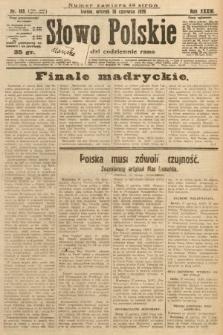 Słowo Polskie. 1929, nr165