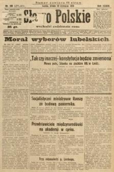 Słowo Polskie. 1929, nr166