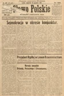 Słowo Polskie. 1929, nr167