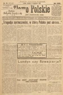 Słowo Polskie. 1929, nr175