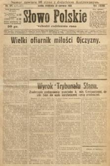 Słowo Polskie. 1929, nr177