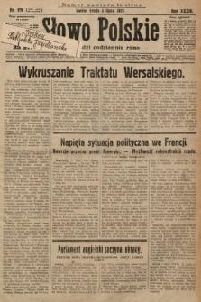 Słowo Polskie. 1929, nr179