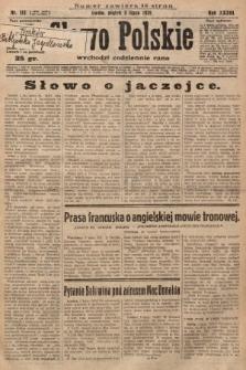 Słowo Polskie. 1929, nr181