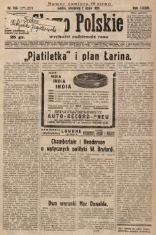 Słowo Polskie. 1929, nr183