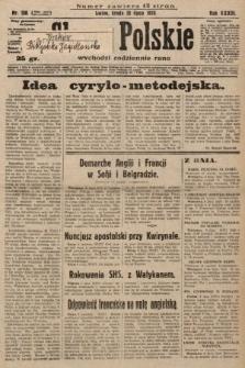 Słowo Polskie. 1929, nr186