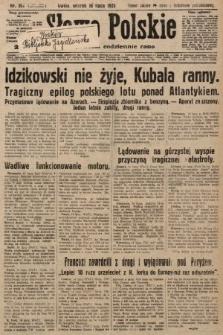 Słowo Polskie. 1929, nr192