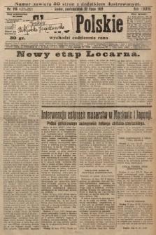 Słowo Polskie. 1929, nr198