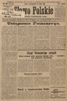 Słowo Polskie. 1929, nr205