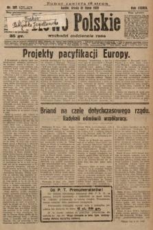 Słowo Polskie. 1929, nr207