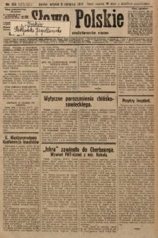 Słowo Polskie. 1929, nr213