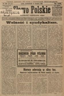 Słowo Polskie. 1929, nr219
