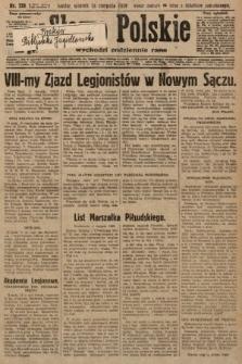 Słowo Polskie. 1929, nr220