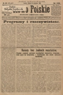 Słowo Polskie. 1929, nr221