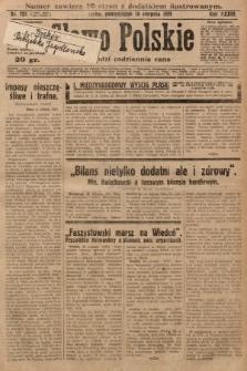 Słowo Polskie. 1929, nr233