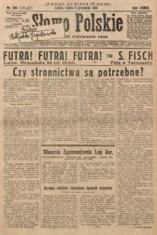 Słowo Polskie. 1929, nr242