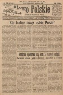 Słowo Polskie. 1929, nr243