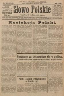 Słowo Polskie. 1929, nr250