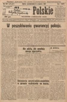 Słowo Polskie. 1929, nr254