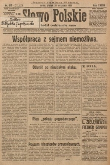Słowo Polskie. 1929, nr258