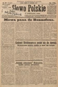 Słowo Polskie. 1929, nr259