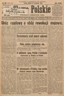 Słowo Polskie. 1929, nr265