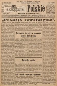 Słowo Polskie. 1929, nr266