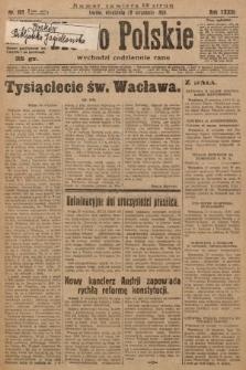 Słowo Polskie. 1929, nr267