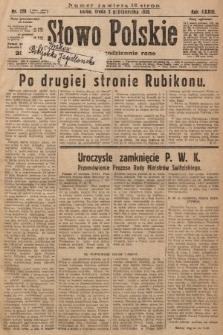 Słowo Polskie. 1929, nr270