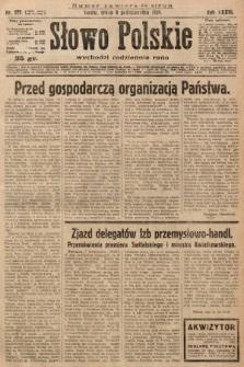 Słowo Polskie. 1929, nr277