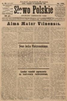 Słowo Polskie. 1929, nr278