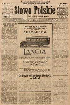 Słowo Polskie. 1929, nr285