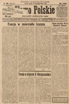 Słowo Polskie. 1929, nr298
