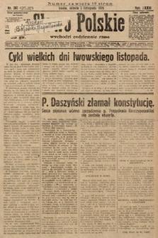 Słowo Polskie. 1929, nr301