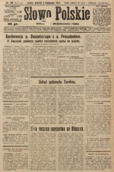 Słowo Polskie. 1929, nr304