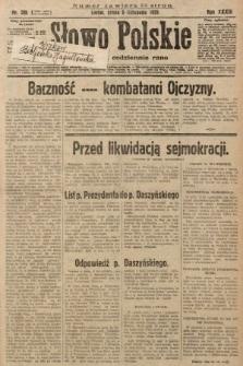 Słowo Polskie. 1929, nr305