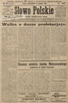 Słowo Polskie. 1929, nr310